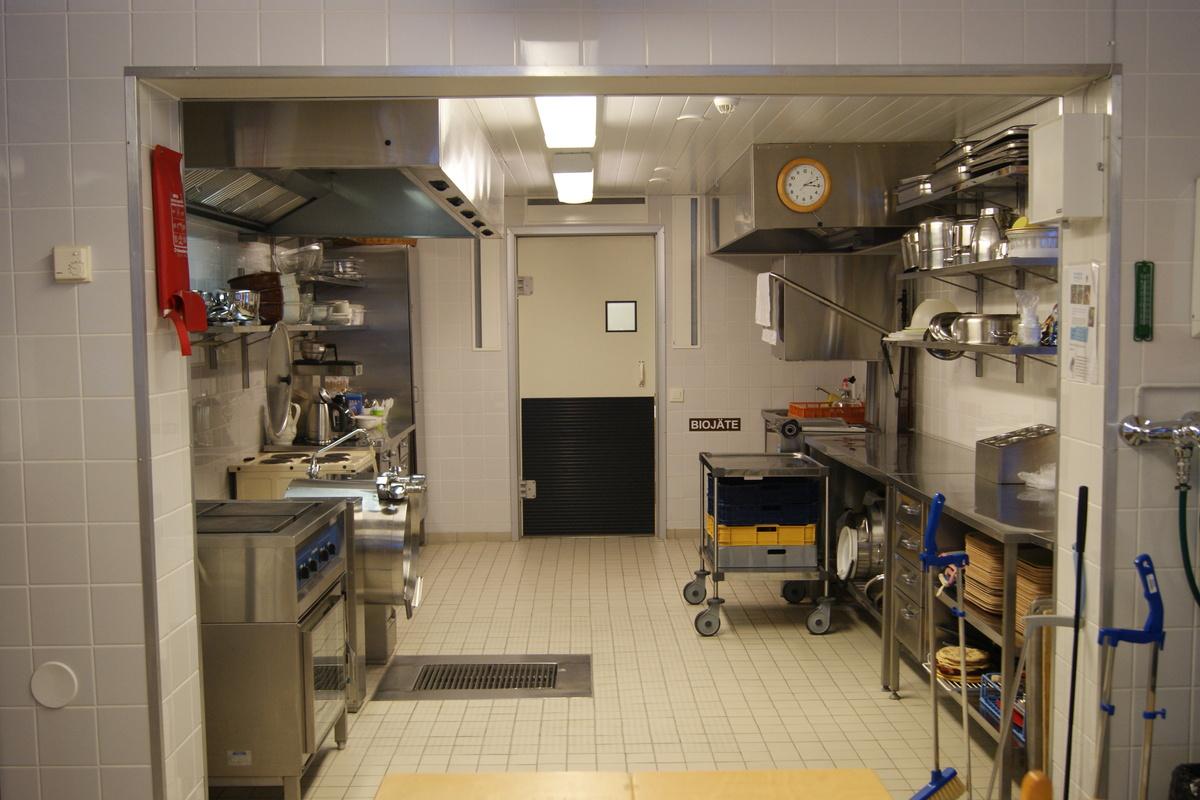 Seurakunnan keittiö